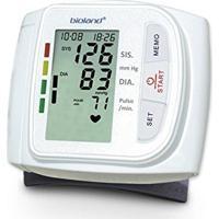 Medidor De Pressão Digital De Pulso Bioland Automático