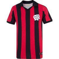 Camiseta Do Atlético-Pr 1990 Retrômania - Masculina