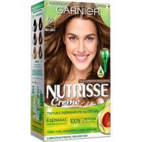 Coloração Nutrisse Garnier 60 Aveia Castanho - Unissex-Incolor