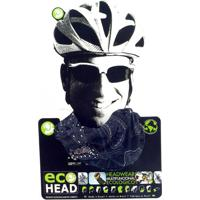Headwear Multifuncional Chamois Preto Eco Head