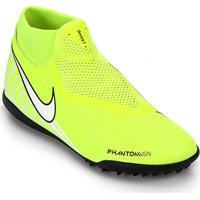 Chuteira Society Nike Phantom Vision Academy Df Tf - Unissex