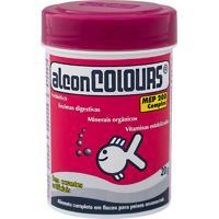 Ração Para Peixes Alcon Colours Com 20G