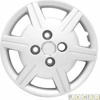 Calota Aro 13 Chevrolet - Grid - Corsa 2009 Em Diante - Leia A Descrição Detalhada - Fixada Com Parafuso - Cada (Unidade) - 069Cb