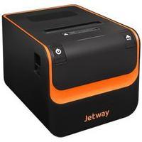 Impressora Térmica Jetway Jp 800, Ethernet, Serial E Usb, 250Mm/S, Preto/Laranja - 1996