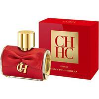 Perfume Feminino Privée Carolina Herrera Eau De Parfum 80Ml - Feminino-Incolor