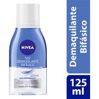 Loção Demaquilante Nivea Visage Double Effect Bifásico 125Ml
