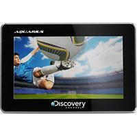 Gps Automotivo Aquarius Discovery Tela 4.3 Touch Screen Com Tv Digital E Câmera De Ré