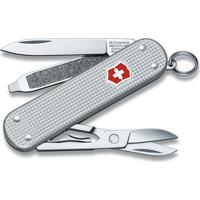 Canivete Classic Com 5 Funã§Ãµes- Inox & Vermelho- 5,8Victorinox