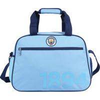 Bolsa De Ginástica Manchester City Azul