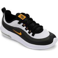 Tênis Nike Air Max Axis Masculino - Masculino-Preto+Amarelo