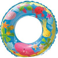 Boia Infantil Circular - Peixinhos - Intek