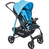 Carrinho De Bebê Ecco-Iris Azul Burigotto