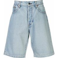 Wardrobe.Nyc Short Jeans X Levi'S Release 04 - Azul