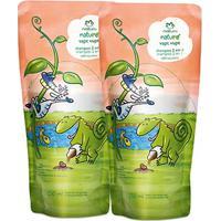 Kit Refil Shampoo 2 Em 1 Naturé