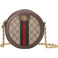 Gucci Bolsa Tiracolo Ophidia Gg Mini - Neutro