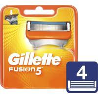 Carga Para Aparelho De Barbear Gillette Fusion5 4 Unidades