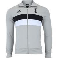 280fee48da Jaqueta Juventus 3S 18 19 Adidas - Masculina - Marrom Claro