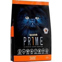 Ração Para Gatos Adultos Special Cat Prime 8Un 1Kg Salmão E Arroz
