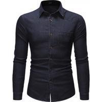 Camisa Portland - Preto