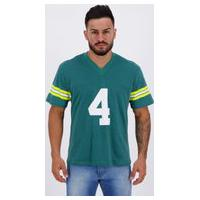 Camisa Nfl Green Bay Packers Retrô