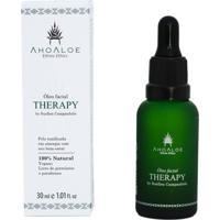 Óleo Facial Therapy Vegano Aloe Vera Ahoaloe 30Ml