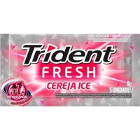 Goma De Mascar Trident Fresh C/ 5 Unidades