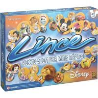 Lince Disney - Jogo De Tabuleiro - Grow