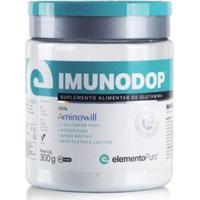 Imunodop Glutamina (300G) - Elemento Puro - Unissex