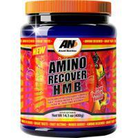 Amino Recover H.M.B. Arnold Nutrition - Ponche De Frutas - 400G