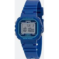 Relógio Unissex Casio La 20Wh 2Adf Digital