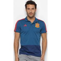 Camisa Polo Espanha Adidas Masculina - Masculino