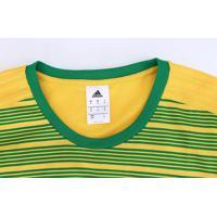 42da709389 Camisa Oficial Masculina Adidas Brasil Ci