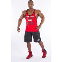 Regata Super Cavada Que Toda Inveja Vire Massa Muscular - Masculino