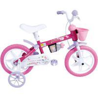 Bicicleta Houston Tina Mini Infantil - Aro 12 - Feminino
