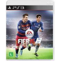 Jogo Fifa 16 Ps3 - Unissex