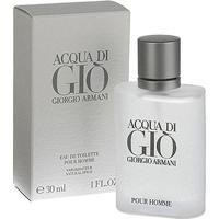 Giorgio Armani Perfume Masculino Acqua Di Giò Edt 30Ml - Masculino-Incolor