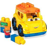 Mega Bloks Ônibus Escolar Sonny - Mattel