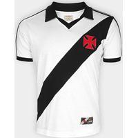 Camiseta Vasco Da Gama 1988 Nº 13 Especial Masculina - Masculino
