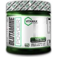 Glutamine Powder 300G - Vitamax - Unissex