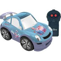 Carrinho De Controle Remoto - Disney - Frozen 2 - Snow Car - Elsa - Candide
