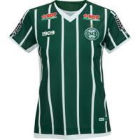 Camisa Do Coritiba Ii 2019 - Feminina - Verde/Branco