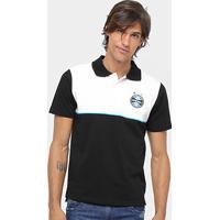 Netshoes  Camisa Polo Grêmio Masculina - Masculino c70583df60744