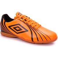 Chuteira Futsal Umbro Sprint - Laranja