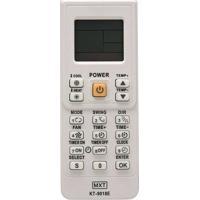Controle Remoto Mxt Para Ar Condicionado Universal Kt-9018 Branco