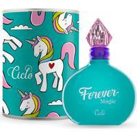 Deo Colônia Forever Magic Feminino 100Ml + Lata - Ciclo Único