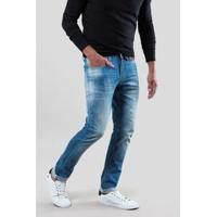 Calça Jeans Veadeiros Reserva Masculino - Masculino-Azul