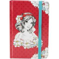 Caderno De Anotações Branca De Neve - Zona Criativa
