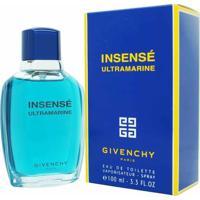 Insense Ultramarine De Givenchy (Nova Emb.) 100 Ml
