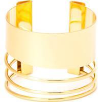 Bracelete Metal Vazado