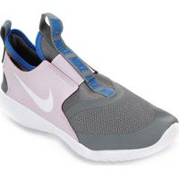 Tênis Infantil Nike Flex Runner Ps - Unissex-Lilás+Branco